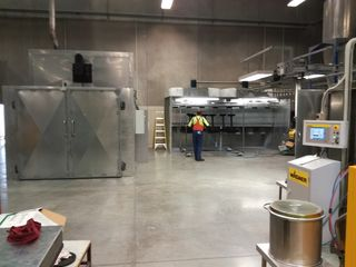 Metal Skills 5m Spraywall and M6 batch oven